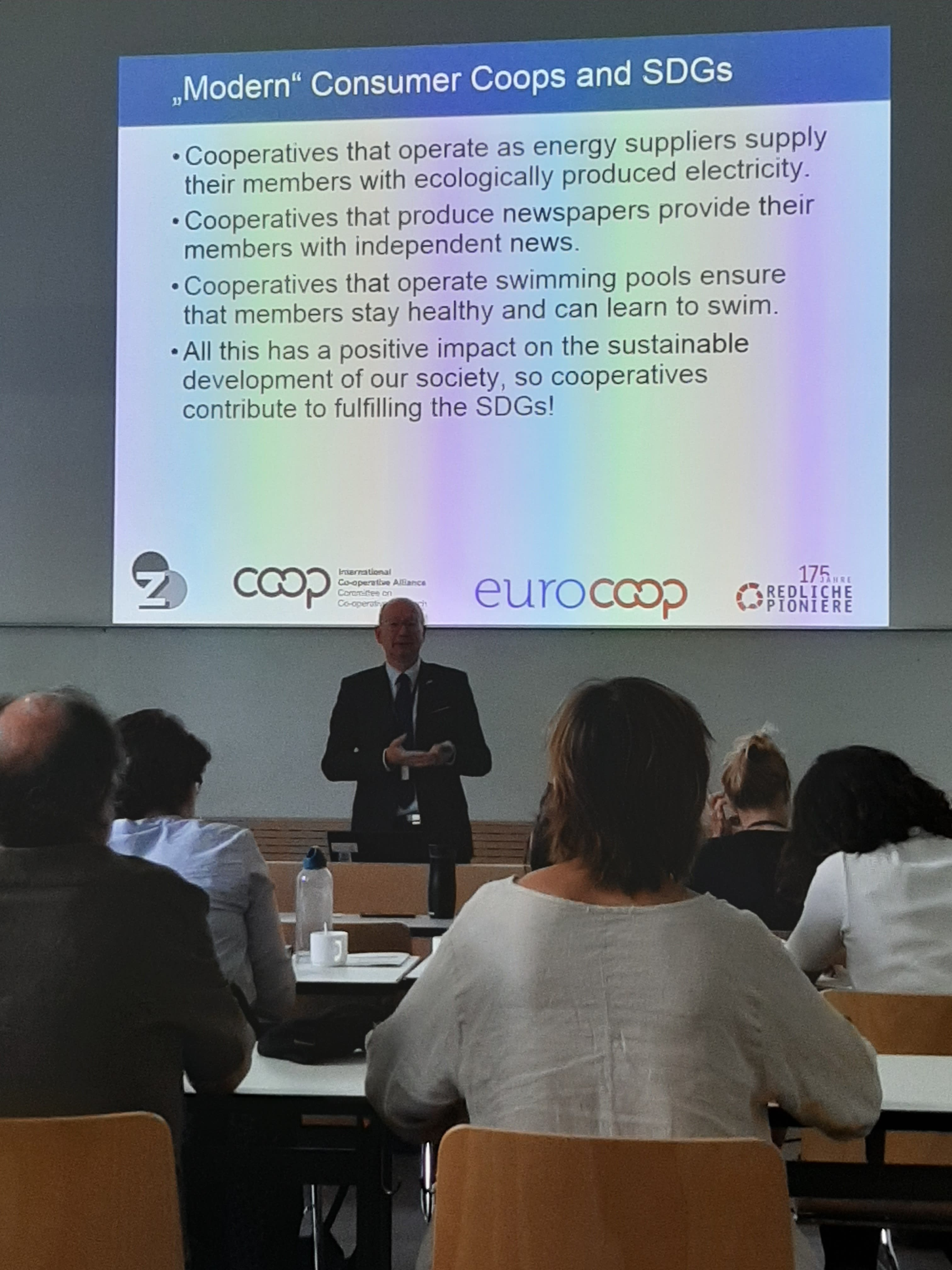 CCR Berlin conference 2