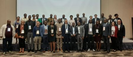 Africa Cooperative Researchers' Meeting