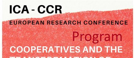 ICA CCR European Research Conference Programme
